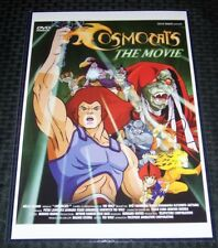 The Thundercats Thunder Cats Cosmocats 11X17 DVD Poster