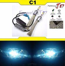 LED Kit C1 60W 894 8000K Ice Blue Fog Light Bulb Replace Upgrade Lamp Plug Play