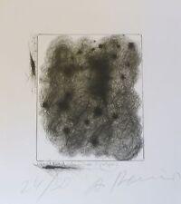 """Arnulf Rainer """" Composition """" Lithographie Handsigniert Österreichischer"""