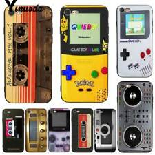 Cool Retro Old School Tape Radio Camera Game Mixtape Boy Cover Case For iPhone