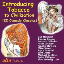 CD INTRODUCING TOBACCO TO CIVILIZATION COMEDY CLASSICS NEWHART COOPER BENTINE ..