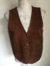 Unbranded Brown Suede Outer Shell Coats, Jackets & Waistcoats for Women