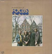 FOCUS In And Out Of LP VINYL USA Sire 1971 6 Track (Sas7404) Sleeve Has Ringwear