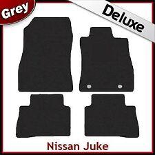 Fits for NISSAN JUKE 2010 onwards Tailored LUXURY 1300g Carpet Floor Mats GREY