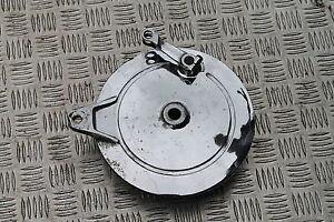 YAMAHA XV750 XV1100 XV 750 1100 VIRAGO 535 CHROME REAR BRAKE HUB / SHOES