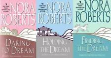 Nora Roberts DREAM TRILOGY in MASS MARKET PAPERBACK Editions Set of Books 1-3