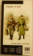 Master Box 1/35 German Supply Soldiers WWII 1944-1945 Figures Model Kit 3553