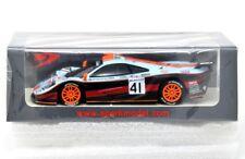 SPARK MCLAREN F1 GTR  2nd Le Mans 1997 Olofsson - Raphanel - Gounon S5083 1/43