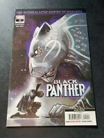 Black Panther #4 2nd Print Acuna Variant HTF Marvel 2018 VF/NM