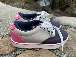 New Heelys Shoes  Launch Size 6M/36.5 Boho Retro Skate Shoes