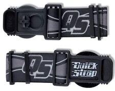 Correa de las Gafas correas de liberación rápida Casco Negro Motocross Enduro Oakley O Frame