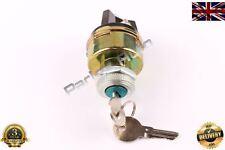 Interruptor de arranque incandescente barril con 2 llaves para coche remolque de tractor (Universal)