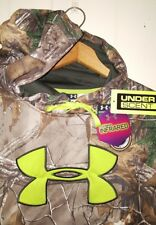 Under Armour Hunt ColdGear Infrared Hoodie 2XL Realtree 1248010-946 NEW $89.99