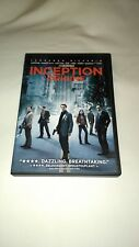 Inception (DVD, 2010, Canadian) ~  Leonardo DiCaprio - Michael Caine