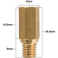 Pro X 99101-357 Series Keihin Hex Main Jet 155 for KTM Off-Road Motorcycles