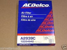 Air Filter ACDELCO PRO A2939C