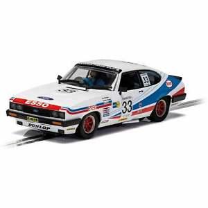 Ford Capri MKIII - Spa 24hrs 1981 - Woodman, Buncombe & Clark - C4222