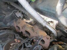 DRIVER LEFT EXHAUST MANIFOLD 3.2L 6 CYL FITS 96-97 ISUZU RODEO