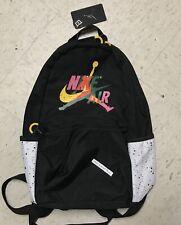 NIKE Air Jordan Jumpman Multi-Color Graphic/Black/White School Laptop