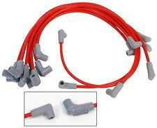 MSD Ignition 31419 Spark Plug Wires 1985-95 Chevy 305/350 Truck Red Ext Coil