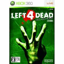 Used Xbox360 Left 4 Dead Japan Import