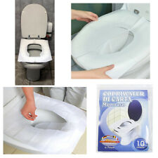 120 Copriwater Monouso Copri Water Carta Wc Igiene Toilette Usa E Getta 538