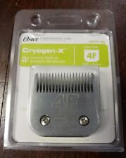 "Oster Cryogen-X 4F blade,A5 accessory blade set, 3/8""-9.5mm BRAND NEW #78919-186"