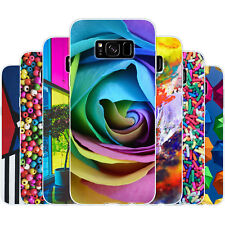 Dessana Colourful TPU Silicone Protective Cover Phone Case Cover For Samsung