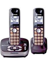 Panasonic KX-TG4033B DECT 6.0 PLUS Expandable Digital Cordless Answering System