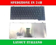 Keyboard for Toshiba Equium A100 A110 A60 A70 A80 M30 M40 M40X M50 M70 Italian
