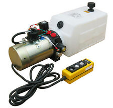Double Acting Hydraulic Power Units (12V DC)
