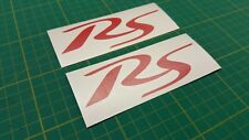 Mazda Eunos Roadster RS Limited MX-5 Miata Side wing Decals Stickers replacement