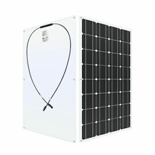 Durable Solid Solar Panels High Efficiency Flexible Photo Voltaic Panel For Home