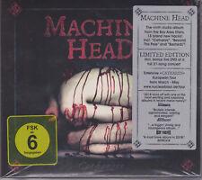 MACHINE HEAD 2018 CD/DVD - Catharsis (Ltd. Digi.) Vio-Lence/Chimaira/Pantera NEW