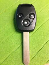 HONDA ACCORD 3 BUTTON REMOTE KEY CUT & PROGRAMMING SERVICE