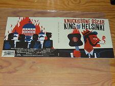 KNUCKLEBONE OSCAR - KING OF HELSINKI / DIGIPACK-CD 2016