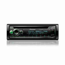 PIONEER DEH-S7200BHS SINGLE DIN IN-DASH CD RECEIVER W/ BLUETOOTH, HD RADIO READY