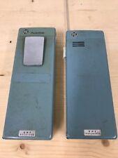 PYE POCKETPHONE UHF RECEIVER + TRANSMITTER PF1R / Pf1T - RADIO SET