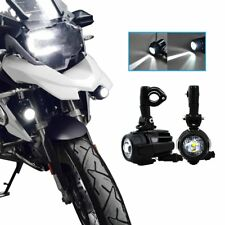 LED Fog Light Cree Auxiliary Driving Passing Lamp for BMW R1200GS ADV F800GS