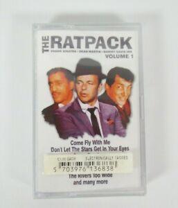 The Ratpack volume 1 Frank Sinatra Dean martin Sammy Davis jr cassette tape