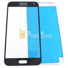 Original Samsung Galaxy E5 LCD Display Glas Scheibe TOUCHSCREEN  E5 +kleber SCHW