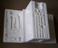 FOAM INSERT KIT for Aircraft / Aviation Tools Set / Kit. Military.100+ Pieces.