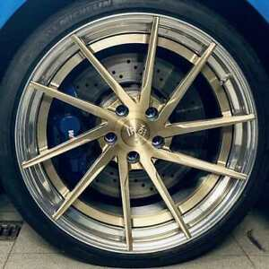 Custom forged wheels 19 20 21 5x112 5x120 deep concave bmw m2 m3 m4 m5 m6 X5m