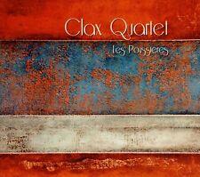 CLAX QUARTET  les poussières  FRED POUGET , GILLES CHABENAT , ....