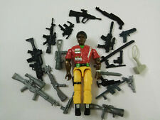 "3.75"" Gi Joe Rare Figure Gift #0003 With 5pcs Accessories"