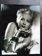 "Ann Sothern B&W Photograph Vintage  Golden Age Era Image 14x11""  Rare Size"