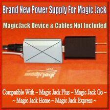 Sound Quality USB Power Supply Adapter Magic Jack Go MagicJackGO MgicJack Expres
