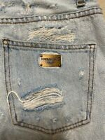 Dolce & Gabbana Mens Jeans Size 32 $690 RRP