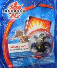 BAKUGAN Battle Brawlers New Vestroia Bakusteel Black Darkus INGRAM Booster 2009