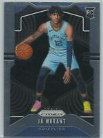 JA MORANT 2019-20 Panini PRIZM RC #249 ROY  ROOKIE OF THE YEAR MEMPHIS GRIZZLIES